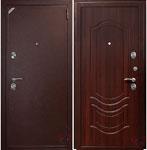 Металлические двери зетта