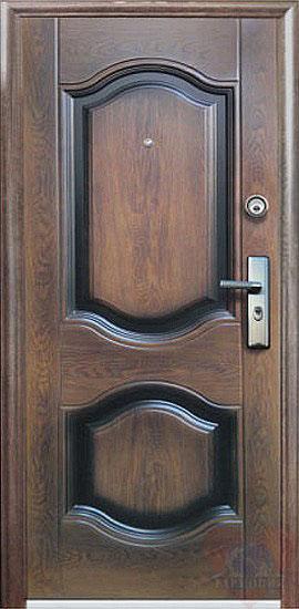 Входные домовые двери