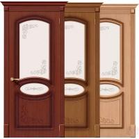Дверь межкомнатная шпонированная Азалия ДО