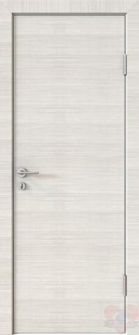 Дверь межкомнатная пвх ДГ-500 Ива светлая