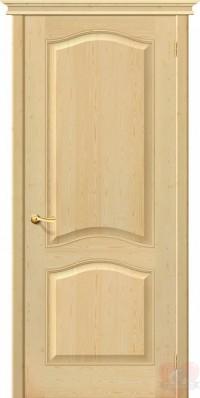 Дверь из массива сосны М-7 ДГ без отделки