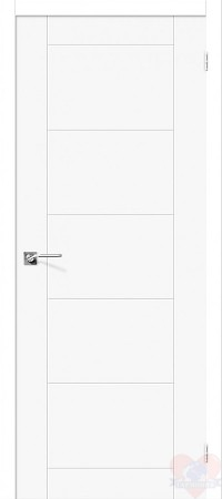 Дверь эмалированная Скинни-4