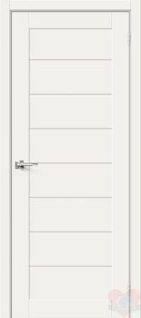 Дверь Хард Флекс Браво-22 White Mix