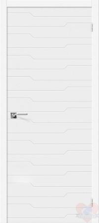 Дверь эмалированная Граффити-1 ДГ