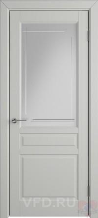 Дверь эмалированная Стокгольм ДО