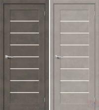 Дверь Хард Флекс Браво-22 Beton