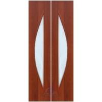 Складная межкомнатная дверь С6-ДО
