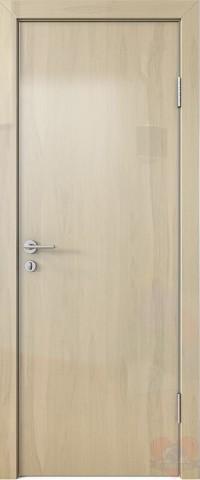 Дверь межкомнатная пвх ДГ-500 Анегри светлый глянец