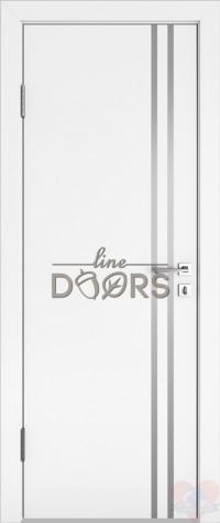 Дверь межкомнатная ДГ-506 Белый бархат