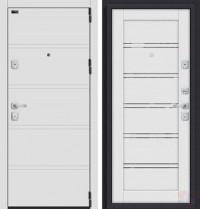 Дверь металлическая входная Porta M 8.Л28