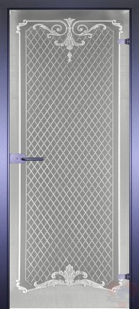 Дверь стеклянная межкомнатная Классика-10