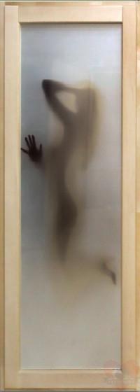 Дверь для сауны Классика-4