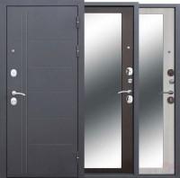 Дверь металлическая Троя - Макси зеркало
