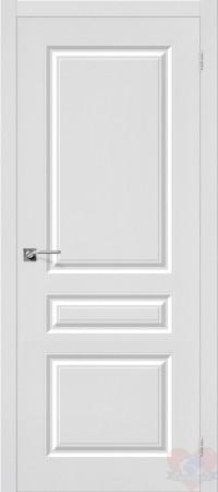 Дверь пвх Скинни-14 белая