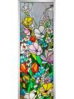 Стеклянная дверь Stained Glass-03 матовое бесцветное