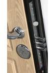 Дверь металлическая Йошкар - Ель карпатская