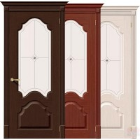 Дверь межкомнатная шпонированная Афина ДО