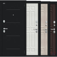 Дверь металлическая Браво Мило 104.52