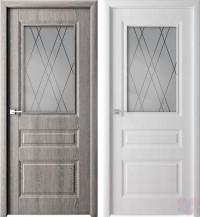Дверь пвх Каскад ДО
