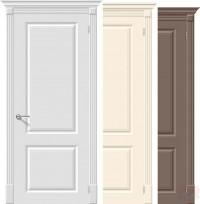 Дверь эмалированная Скинни-12