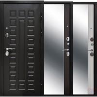 Дверь металлическая Сенатор Зеркало