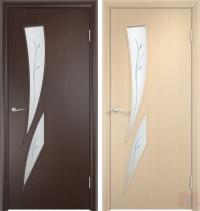 Дверь ламинированная C-02-ДОФ