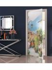 Стеклянная межкомнатная дверь Ривьера - Стекло прозрачное осветленное