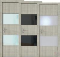 Дверь межкомнатная пвх ДО-508 Серый дуб