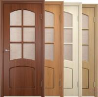 Дверь межкомнатная пвх Кэрол ДО