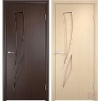 Дверь ламинированная C-02-ДГ