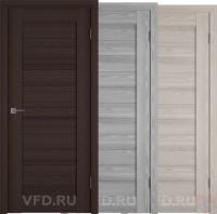 Дверь межкомнатная экошпон Line-6 ДГ
