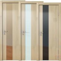 Дверь межкомнатная пвх ДО-504 Анегри светлый глянец