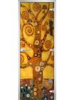 Стеклянная дверь Painting-16 матовое бесцветное