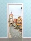 Дверь стеклянная межкомнатная Европа - Стекло матовое
