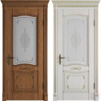 Дверь межкомнатная Classic Art Vesta ДО