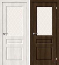 Дверь межкомнатная винил Скинни-15