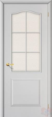 Дверь без отделки Классик ДО - Белый Грунт