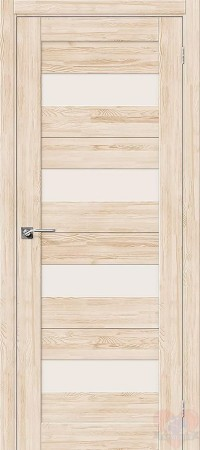 Дверь из массива сосны Порта-23-CP без отделки