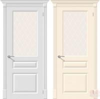 Дверь эмалированная Скинни-15