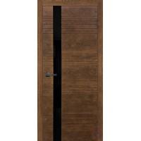 Дверь шпон Сити-1 Орех