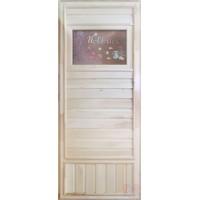 Дверь для сауны липа - Дженифер