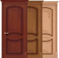 Дверь межкомнатная шпонированная Азалия ДГ