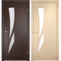 Дверь ламинированная C-02-ДО