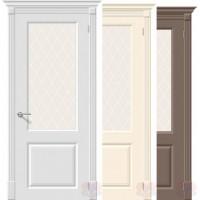 Дверь эмалированная Скинни-13