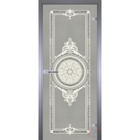 Дверь стеклянная межкомнатная Классика-4