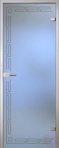 Дверь стеклянная Иллюзион 2 София
