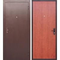 Дверь металлическая Стройгост 5-1 Рустикальный дуб