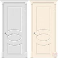 Дверь эмалированная Скинни-20