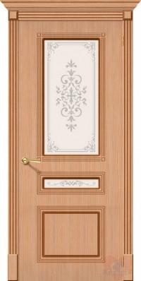 Дверь межкомнатная шпонированная Стиль-П ДО Дуб