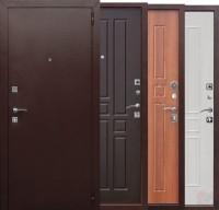 Дверь металлическая Гарда 8 мм